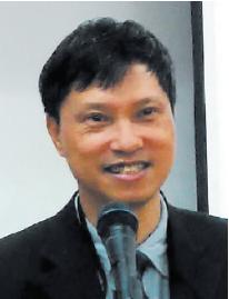 袁國華博士
